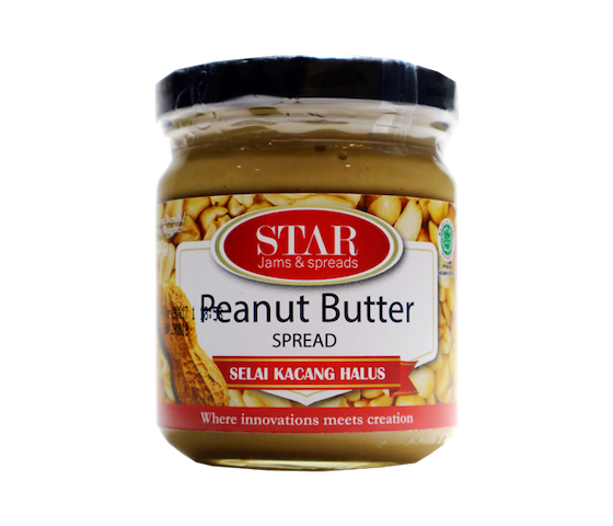 Star Peanut Butter Spread 215 gr