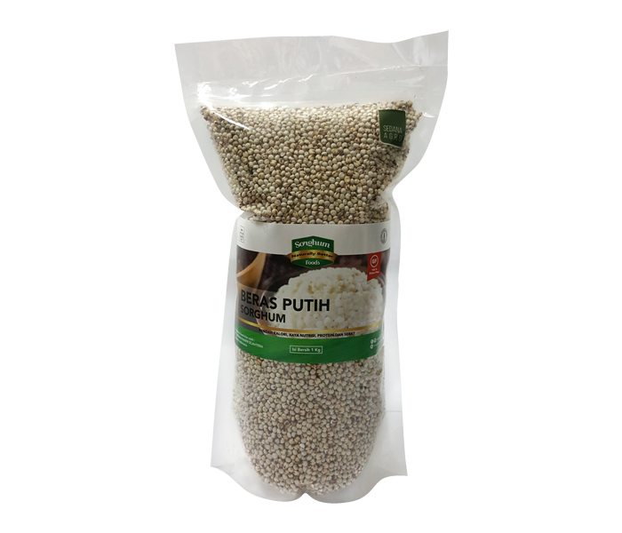 Sorghum Foods Beras Sorghum Putih