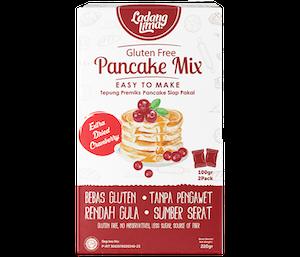 Ladang Lima Tepung Pancake Mix Bebas Gluten