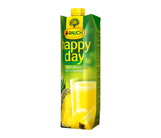 Rauch Happy Day Pineapple Fruit Juice 1 L