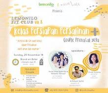 Tiket Lemonilo Fit Club Vol. 8