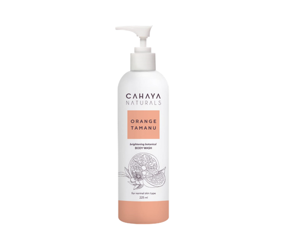 Cahaya Naturals Brightening Botanical Body Wash 225 ml