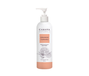 Cahaya Naturals Brightening Botanical Body Wash 225 ml