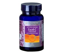 Wellness Excell C + Beta Glucan 30 Tablet