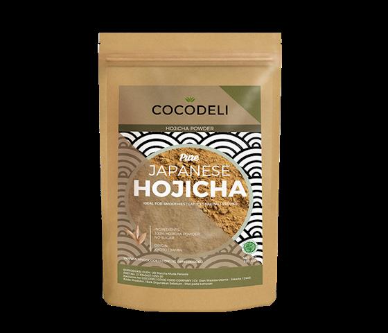 Cocodeli Pure Japanese Hojicha 50 gr