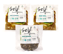 Happy Fit Self Healthy Kitchen Beef Pack (3 x 100 gr)