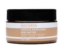 Sensatia Botanicals Tropical Wildflower Body Butter 100 gr