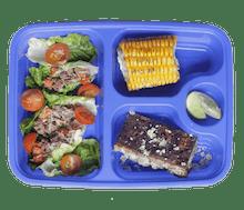 3 Skinny Minnies 5 Days Breastfeeding (Lunch & Dinner)