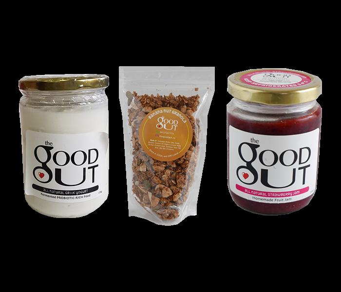 Good Gut Fun Yogurt Snacking Package
