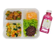 Essen Healthybox Less Salt