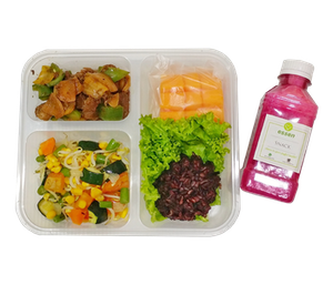 Essen Healthybox Less Salt