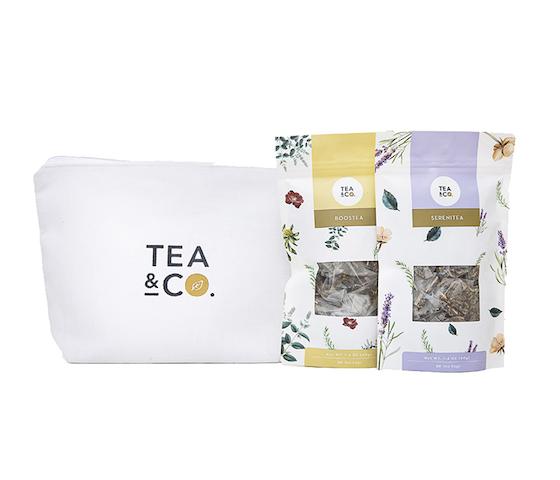 Teatox Detox Tea Boostea - Serenitea Package