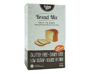 Ladang Lima Tepung Tapioka Bread Mix Gluten Free