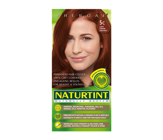 Naturtint Permanent Hair Color 5C (Light Copper Chestnut)
