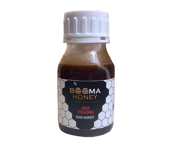 Beema Honey Java Trigona Raw Honey 250 ml