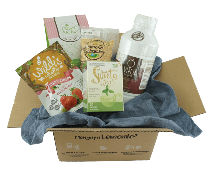 LemoniloBox Ketogenic Kit