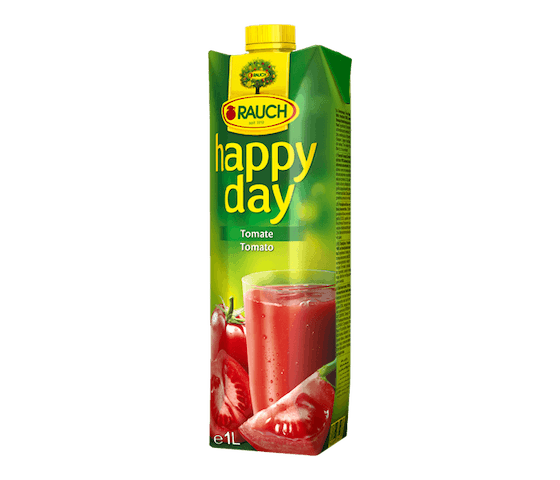Rauch Happy Day Tomato Fruit Juice 1 L