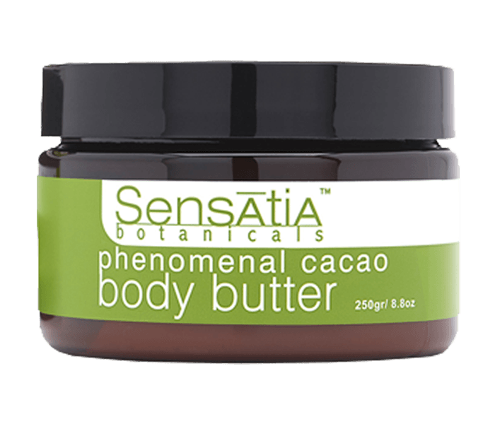 Sensatia Body Butter Phenomenal Cacao All Skin Types 250gr