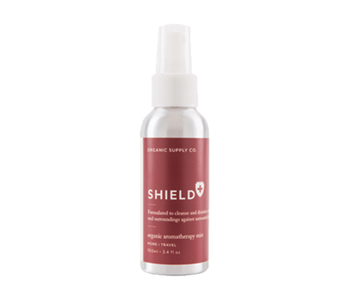 Organic Supply Shield Aromatherapy Mist 100ml