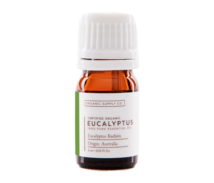 Organic Supply Eucalyptus Radiata Essential Oil 10 ml