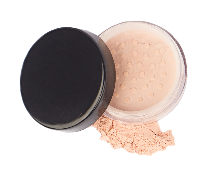 Pavettia Natural Mineral Loose Powder Rosy (Standard Size)