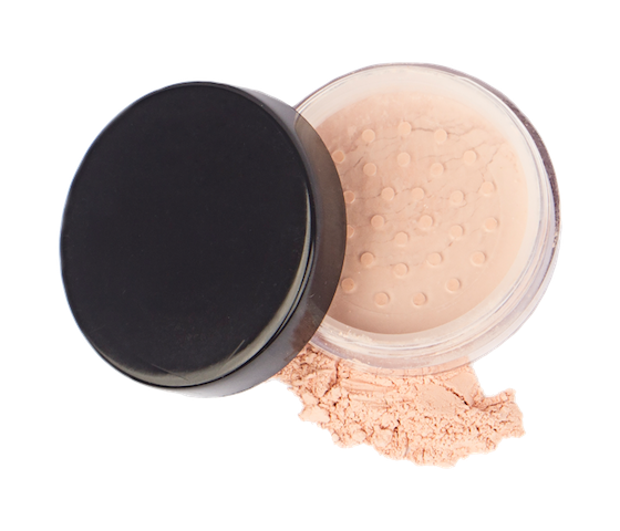 Pavettia Natural Mineral Loose Powder Rosy (Travel Size)
