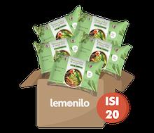 Paket Lemonilo Mi Instan Kuah Rasa Ayam Bawang Isi 20 Pcs