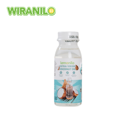 Lemonilo 100% Organic Extra Virgin Coconut Oil (VCO) 100 ml - Wiranilo
