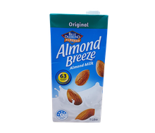 Blue Diamond Almond Breeze Almond Milk Original 1L