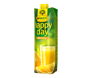 Rauch Happy Day Orange Fruit Juice 1 L