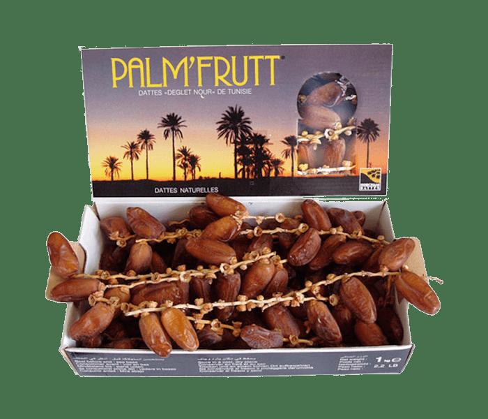 Palm Fruit Kurma Tunisia Premium 500 gr