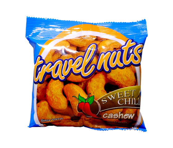 FINNA Travel Nuts Cashew Sweet Chili 40 gr