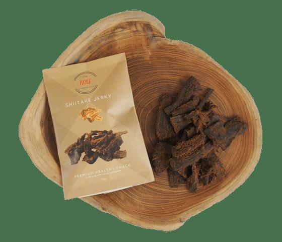 Kole Dendeng Jamur Shiitake 50 gr