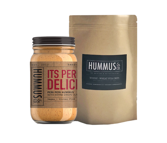 Hummus & Co. Powerhouse Pack E