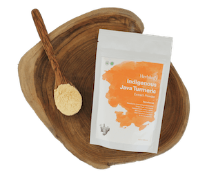 Herbilogy Java Turmeric (Temulawak) Extract Powder