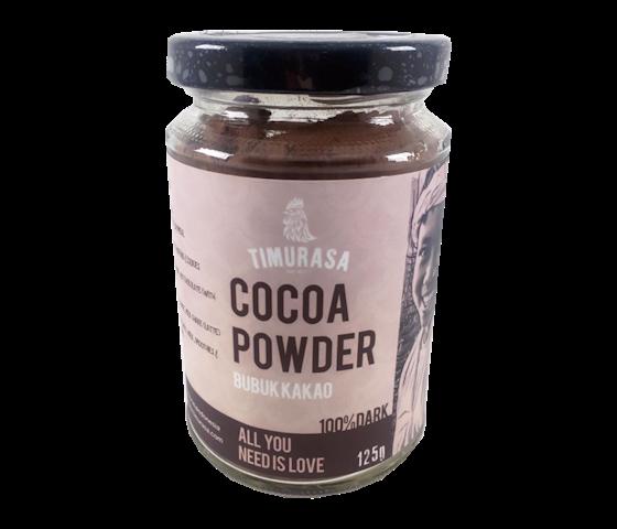 Timurasa Cocoa Powder Dark 125 gr