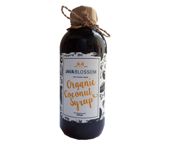 Java Blossom Organic Coconut Syrup 250 ml