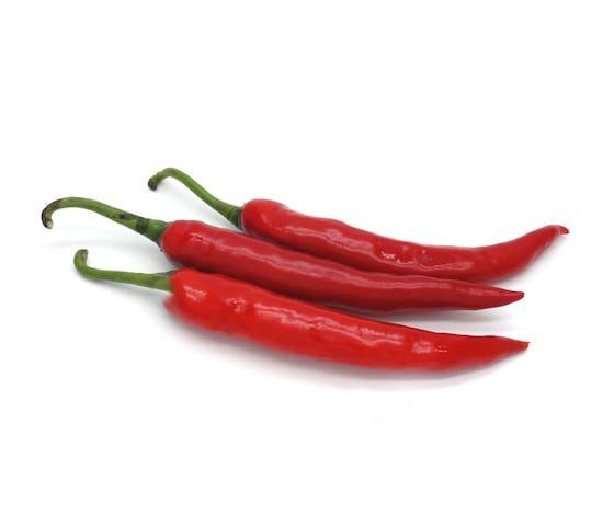 Keranjang Sayur Cabai Besar Merah Organik