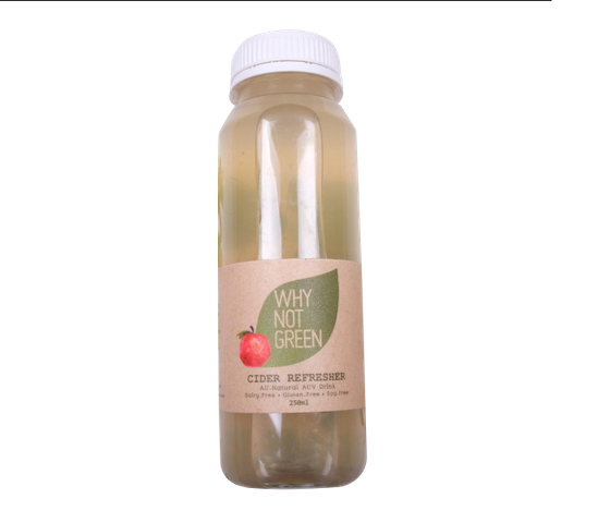 Why Not Green Cider Refresher 300 ml