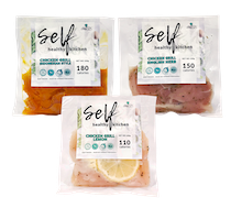 Happy Fit Self Healthy Kitchen Chicken Pack (3 x 100 gr)