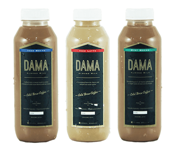 Dama Cold Brew Coffee Pack of 3