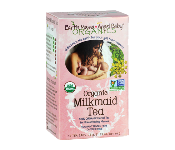Earth Mama Angel Baby Organic Milkmaid Tea 35 gr