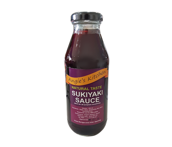 Angie's Kitchen Natural Taste Sukiyaki Sauce 350 ml