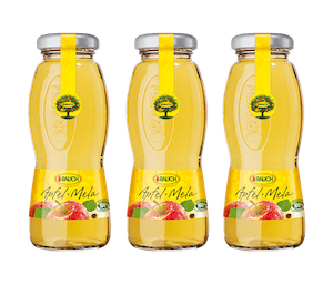 Rauch Apple Juice 200 ml (Pack of 3)
