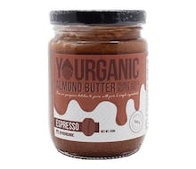 Yourganic Almond Butter Espresso