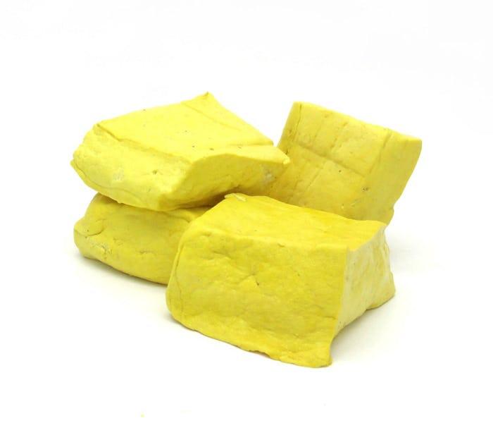 Keranjang Sayur Tahu Kuning (Isi 4)