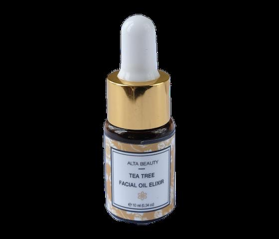 Alta Beauty Tea Tree Facial Oil Elixir 10 ml
