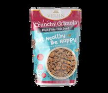 Verlin High Fiber Chia Seed Crunchy Granola