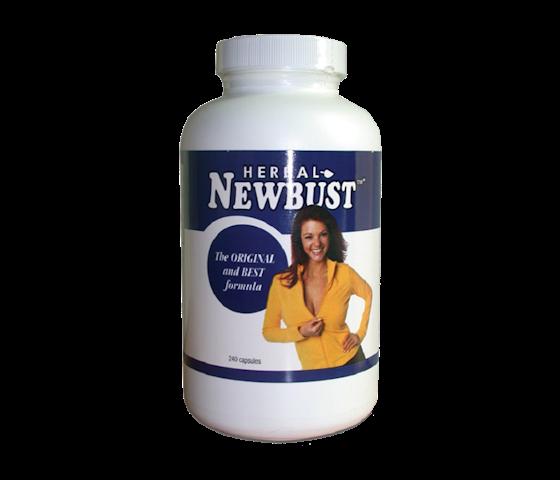 Herbal Newbust 240 Kapsul