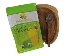 Nature's Energy Organic Chia Seeds 500 gr